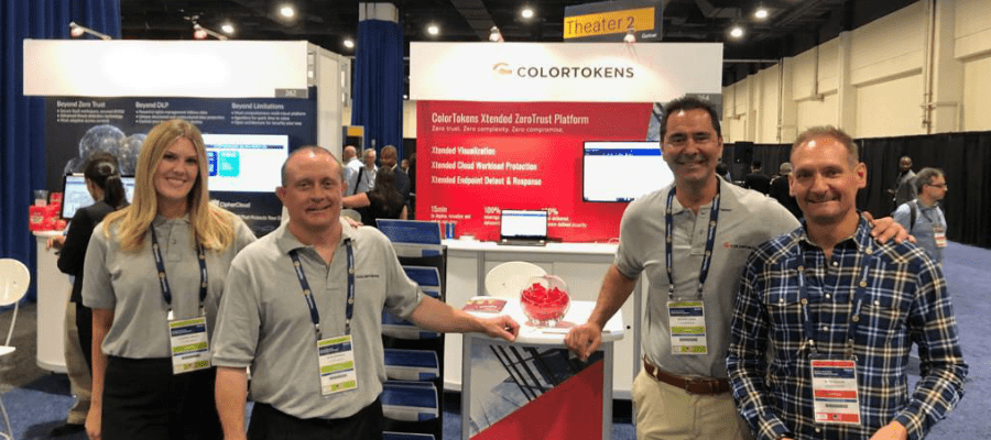 ColorTokens Makes Waves at the Gartner Security and Risk Management Summit