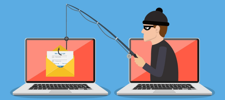 Phishing attacks can victimize law firms