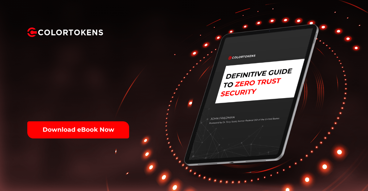 Download the Definitive Guide to Zero Trust Security